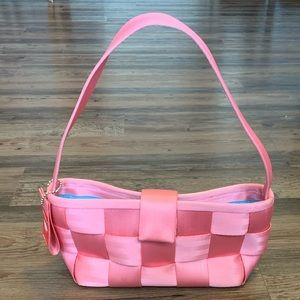 NWOT Harvey's Seatbelt Bag Pink Perfect Condition